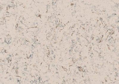 Romano White Quartz Polished