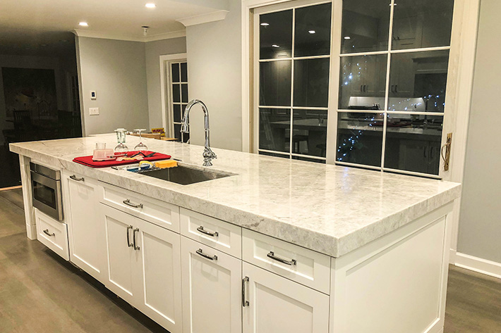 How Do Granite, Marble & Quartz Countertops Compare To Each Other?