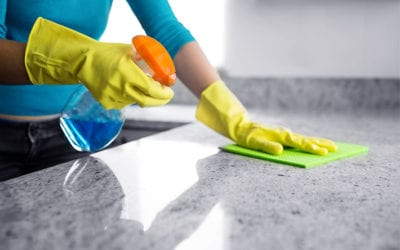 The Do's and Don'ts of Cleaning Granite Countertops   Oak Creek WI